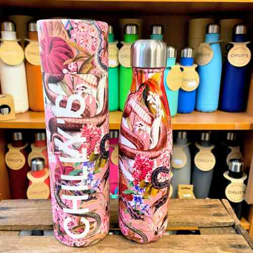 Tropical Snake Chilly's Bottle